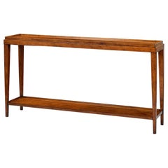 Classic Rustic Console Table
