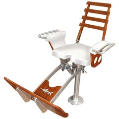 Classic Scopinich Marlin Fighting Chair