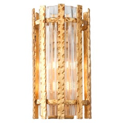 Classic Small Gold Wall Lamp