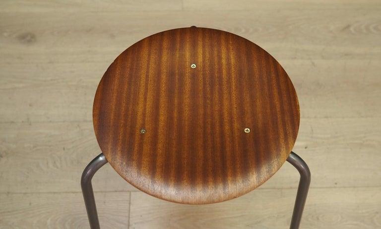 Mid-Century Modern Classic Stool Danish Design, 1960-1970 For Sale
