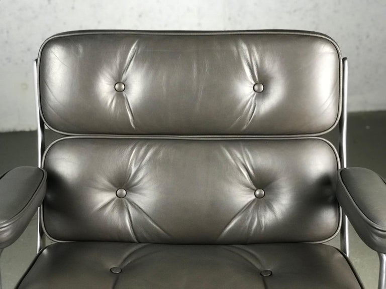 Classic Time Life Lounge Chair by Charles and Ray Eames for Herman Miller 7