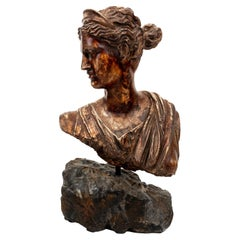 Classical Bust of Woman