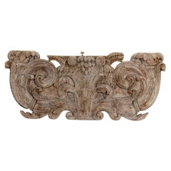 Classical Interior Carved Wood Decoration