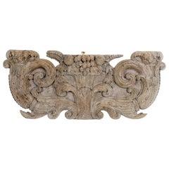 Classical Interior Wood Decoration