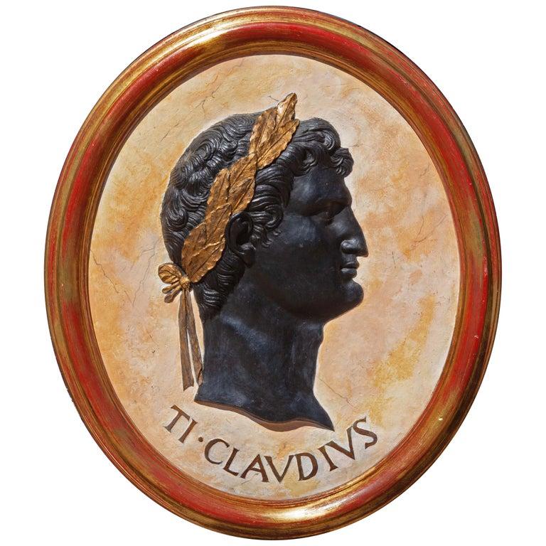 Classical Plaques of Roman Emperors