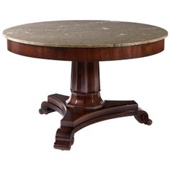 Classical Round Center Table