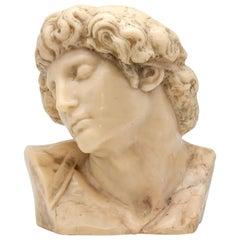 Classical Wax Bust