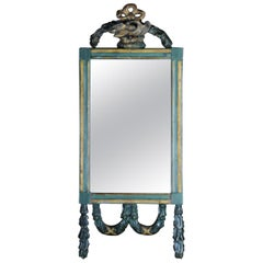 Classicism Wall Mirror, circa 1780, German