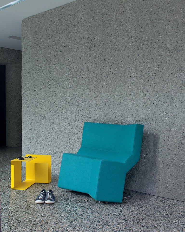 Contemporary ClassiCon Chaos Chair in Fabric by Konstantin Grcic For Sale