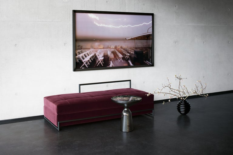 ClassiCon Daybed Grand in Fabric by Eileen Gray In New Condition For Sale In New York, NY