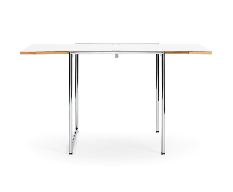 Modern ClassiCon Jean Fold Out Table by Eileen Gray For Sale