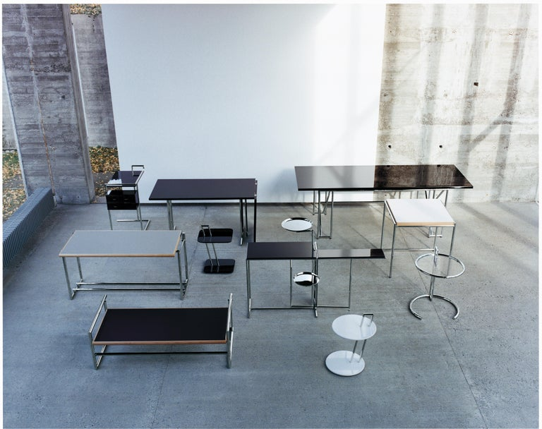 Contemporary ClassiCon Jean Fold Out Table by Eileen Gray For Sale