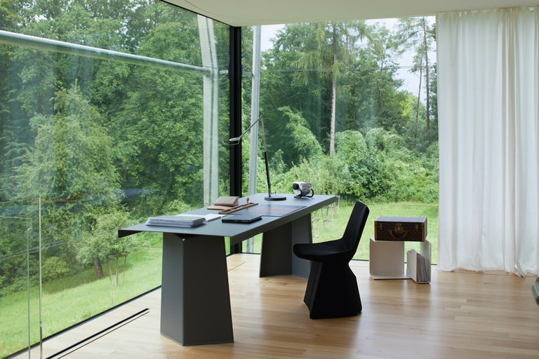 ClassiCon Mars Chair in Black by Konstantin Grcic For Sale 5