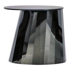 ClassiCon Onyx Black Pli Table Designed by Victoria Wilmotte