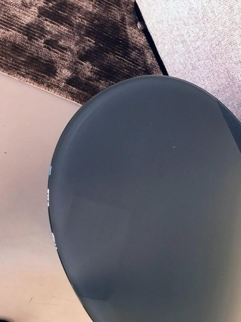 German ClassiCon Sapphire Blue Pli Table