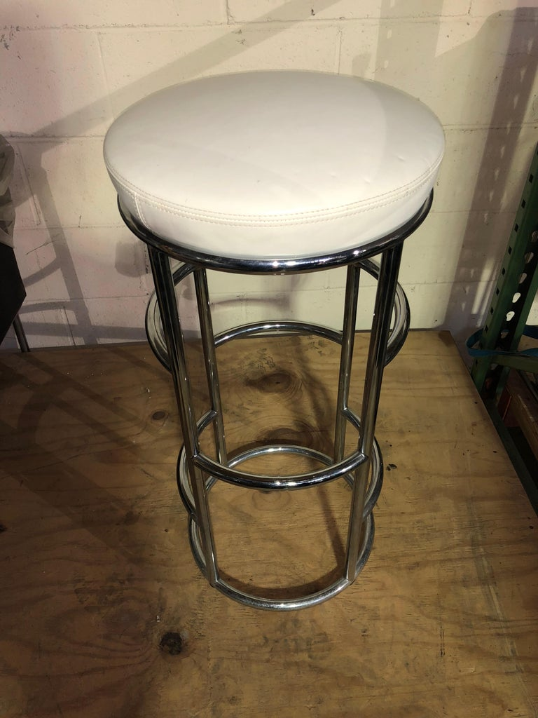 Modern Classicon Satish barstool by Eckart Muthersius For Sale