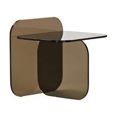 ClassiCon Sol Glass Side Table Designed by Ortega & Guijarro