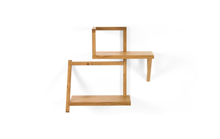 Modern ClassiCon Taidgh Shelf B in Oak by Taidgh O'Neill For Sale