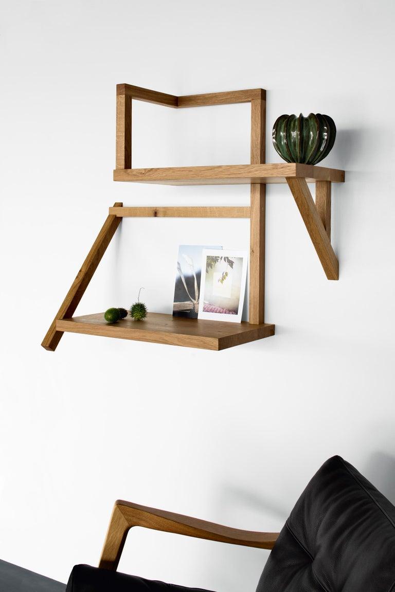 German ClassiCon Taidgh Shelf B in Walnut by Taidgh O'Neill For Sale