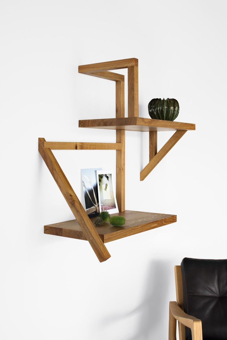 ClassiCon Taidgh Shelf B in Walnut by Taidgh O'Neill In New Condition For Sale In New York, NY