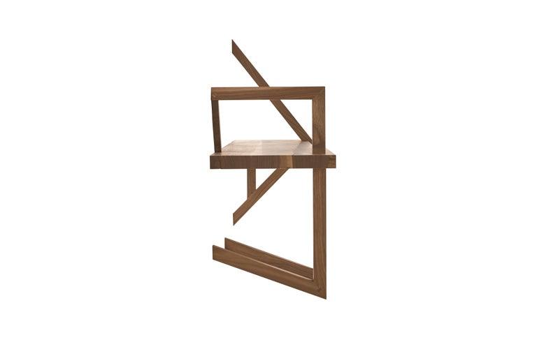 Modern ClassiCon Taidgh Shelf D in Walnut by Taidgh O'Neill For Sale