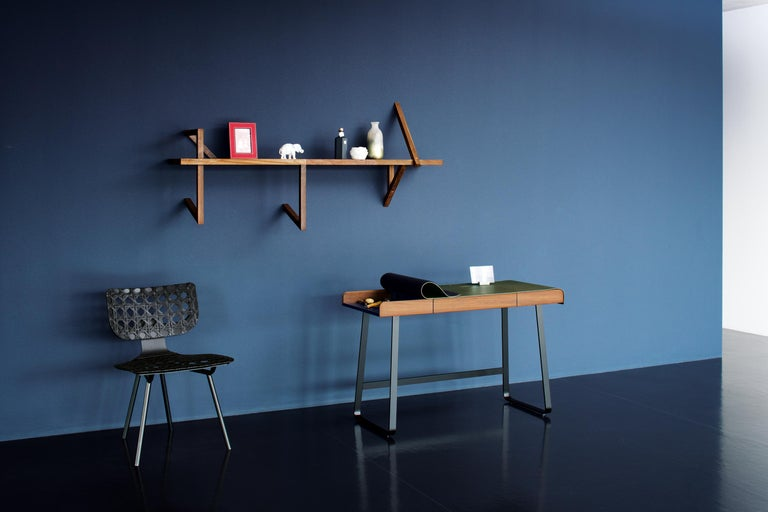 Contemporary ClassiCon Taidgh Shelf D in Walnut by Taidgh O'Neill For Sale
