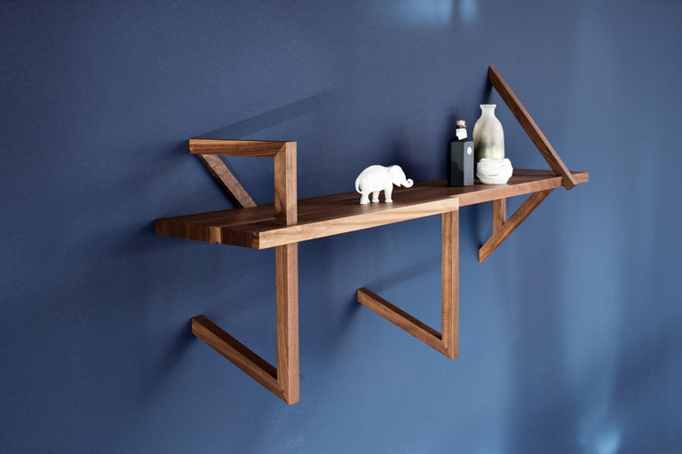 ClassiCon Taidgh Shelf D in Walnut by Taidgh O'Neill For Sale 1
