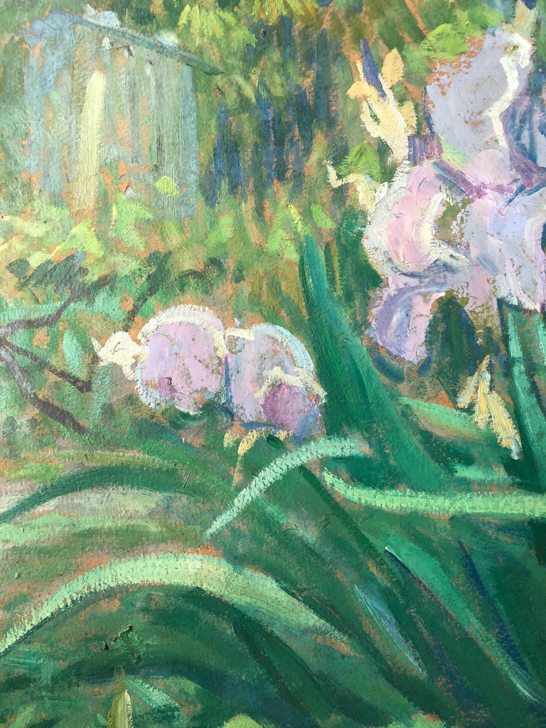 Claude Benard - The Vegetable Garden, Still Life Signed ...