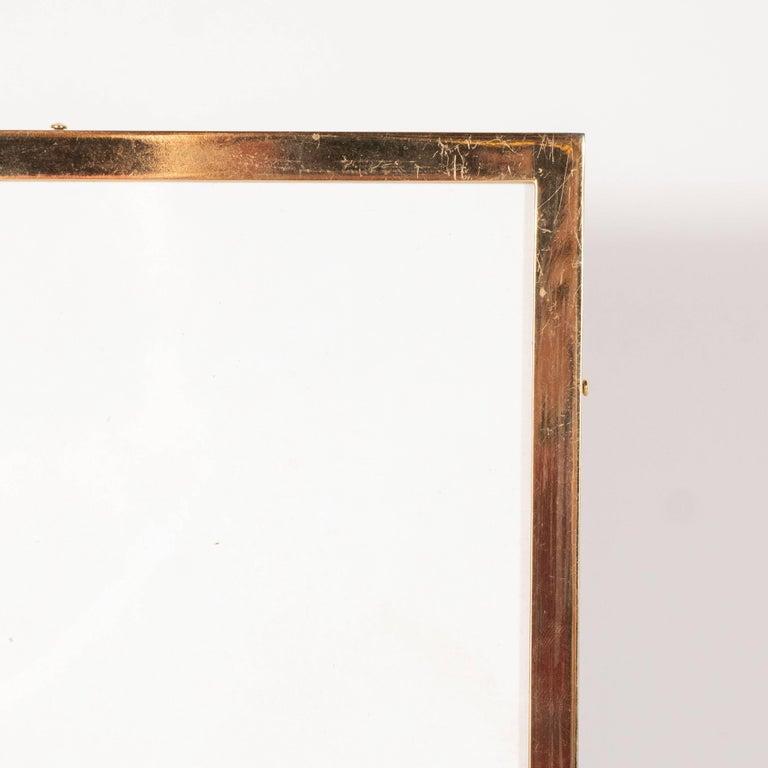 French Claude Boeltz Midcentury 24 Karat Gold
