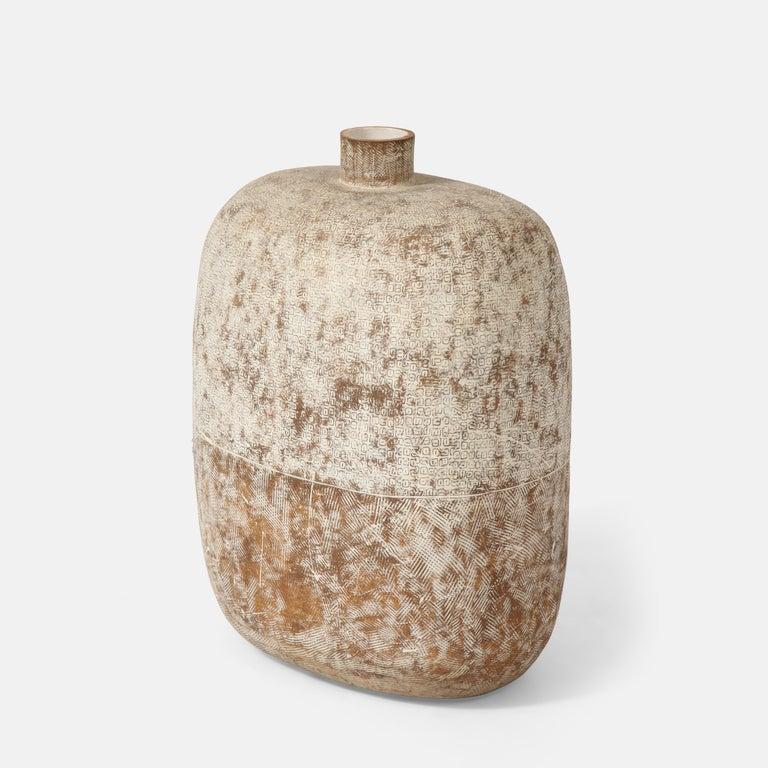 Claude Conover large ceramic vessel titled