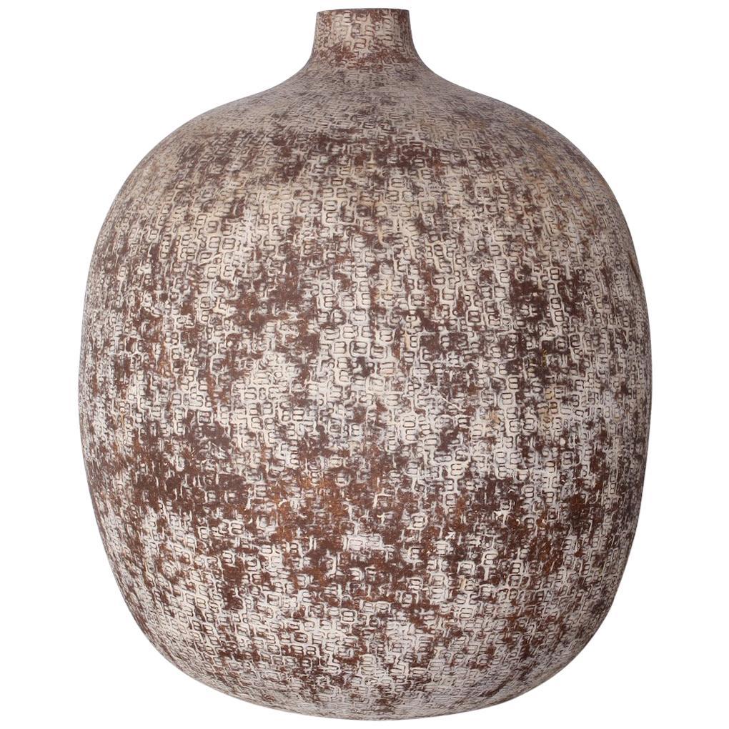 """Claude Conover """"Huyub"""" Vase"""