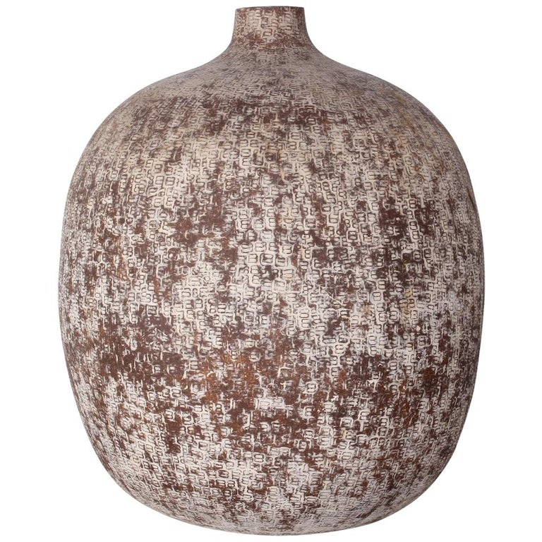 Claude Conover Huyub vase, 1970s, offered by Sputnik Modern