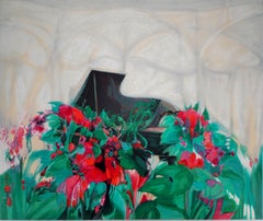 Music : Piano, the Concert Hall -  Original Lithograph, Handsigned and /170