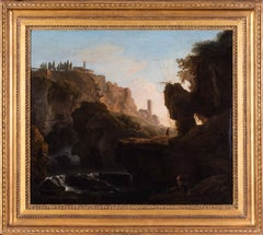 18th Century oil painting by Old master landscape painter Vernet