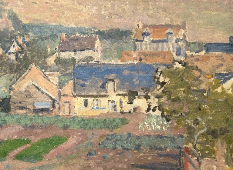 Le Mont Riboudet a Rouen au Printemps For Sale 1