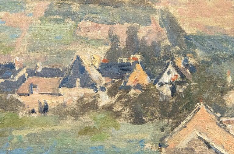 Le Mont Riboudet a Rouen au Printemps For Sale 4