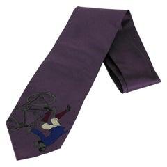 Claude Montana Bold Novelty Tie