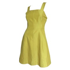 Claude Montana Dress with Cut out Back