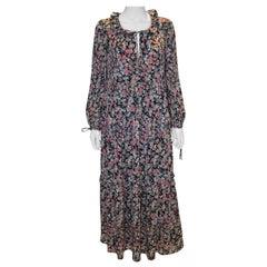 Claude Pierlot Floral Dress