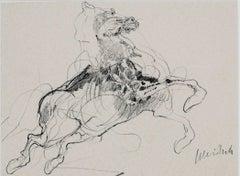 """""""De La Bataille Vol. 1, Homage a Leonard da Vinci,"""" by Claude Weisbuc"""