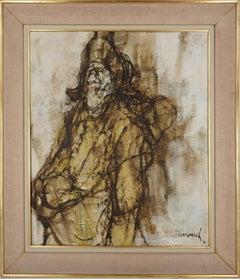 Empire Soldier - Original oil on canvas, Handsigned