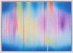 """Acrylic Airbrush """"The minor fall, the major lift III"""" by Claudia Fauth"""
