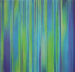 "Acrylic Airbrush ""The minor fall, the major lift IV"" by Claudia Fauth"