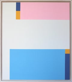 Claudia Fauth Acrylic On Canvas Simplicity Of Art S30