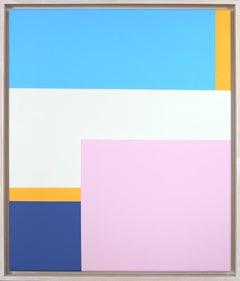 Claudia Fauth Acrylic On Canvas Simplicity Of Art S33