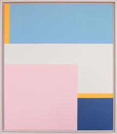 Claudia Fauth Simplicity Of Art S10 Acrylic on Canvas 2019