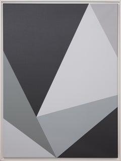 Claudia Fauth Simplicity Of Art S54 Acrylic On Canvas 2020