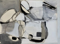Neutral Conversation, 2018, Works on Paper, Signed