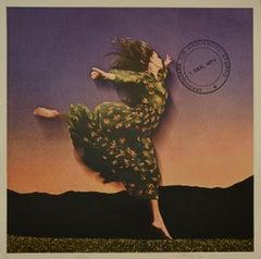 The Dancer - Vintage Offset Print by Claudio Cintoli - 1974