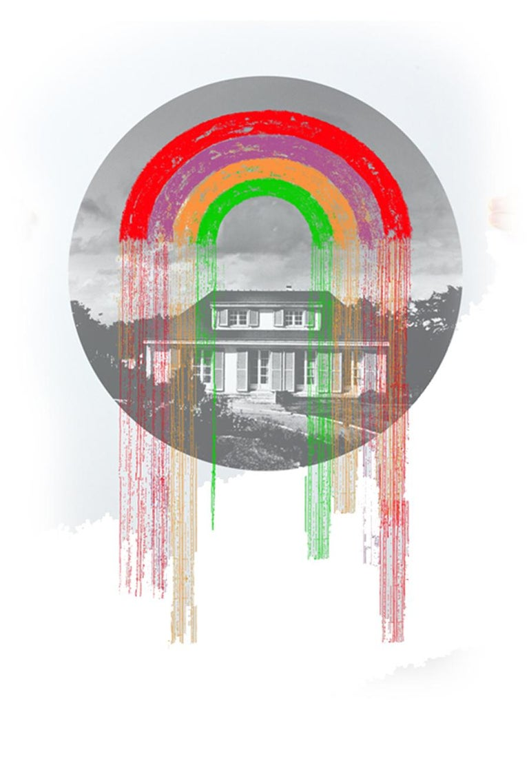 MORTGAGE - Print by Claudio Roncoli